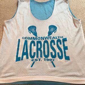 Commonwealth Lacrosse pinnie